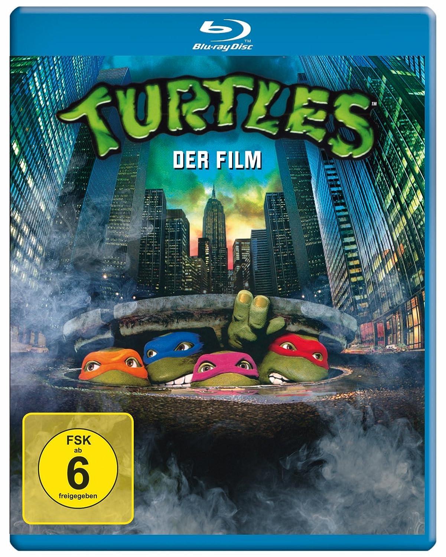 Turtles - Der Film [Blu-ray] [Alemania]: Amazon.es: Judith ...