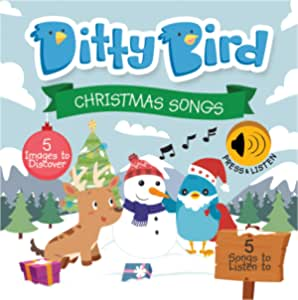 Our Best Interactive Christmas Songs Book for Babies. Musical Toddler Book. Board Books for one Year Old. Educational Toys . boy Gifts. 1 Year Old Girl Gifts.