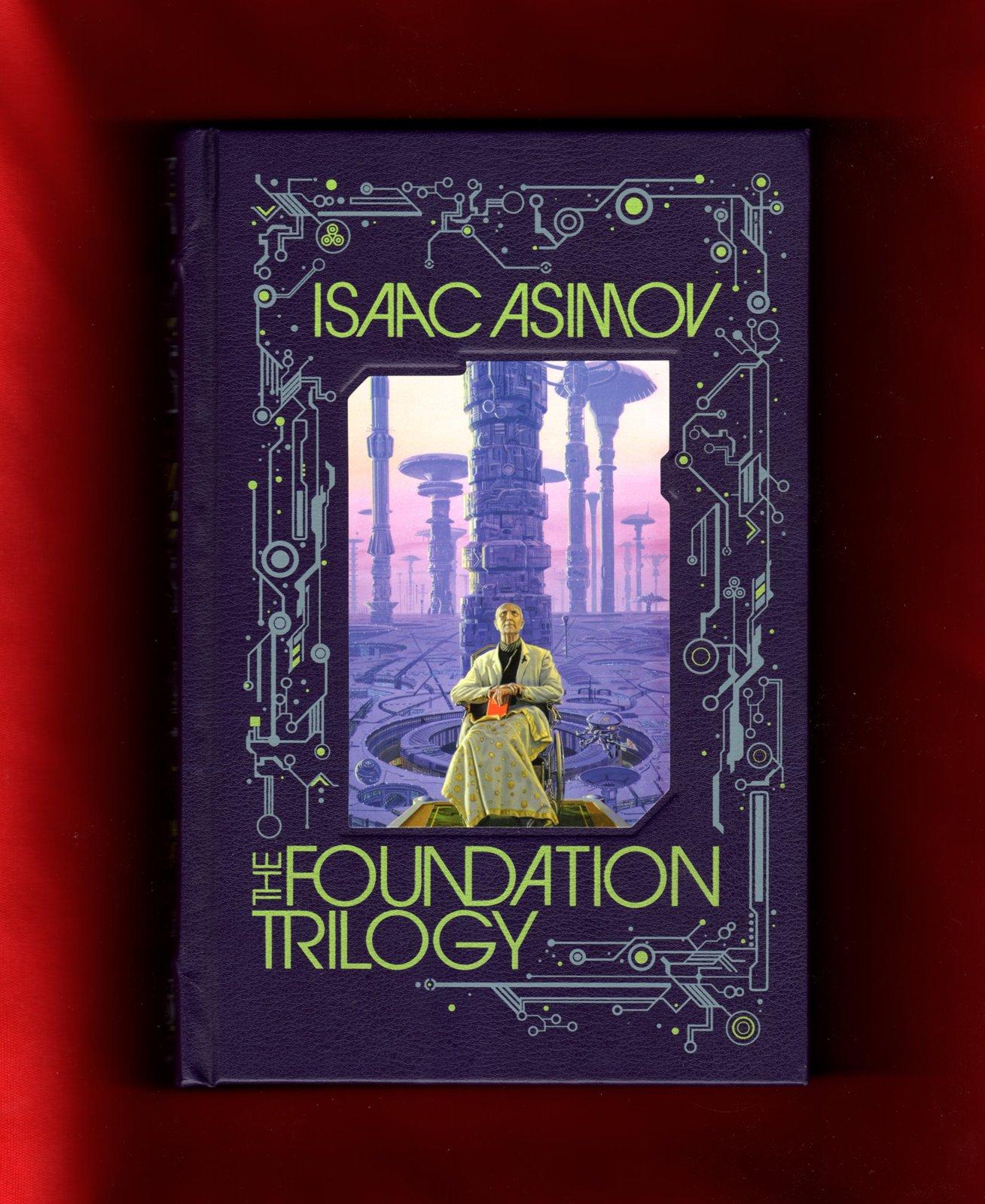 The Foundation Trilogy Text fb2 ebook