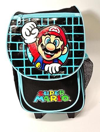 Rucksack Super Mario Bros Trolley Kindergarten Schule ...