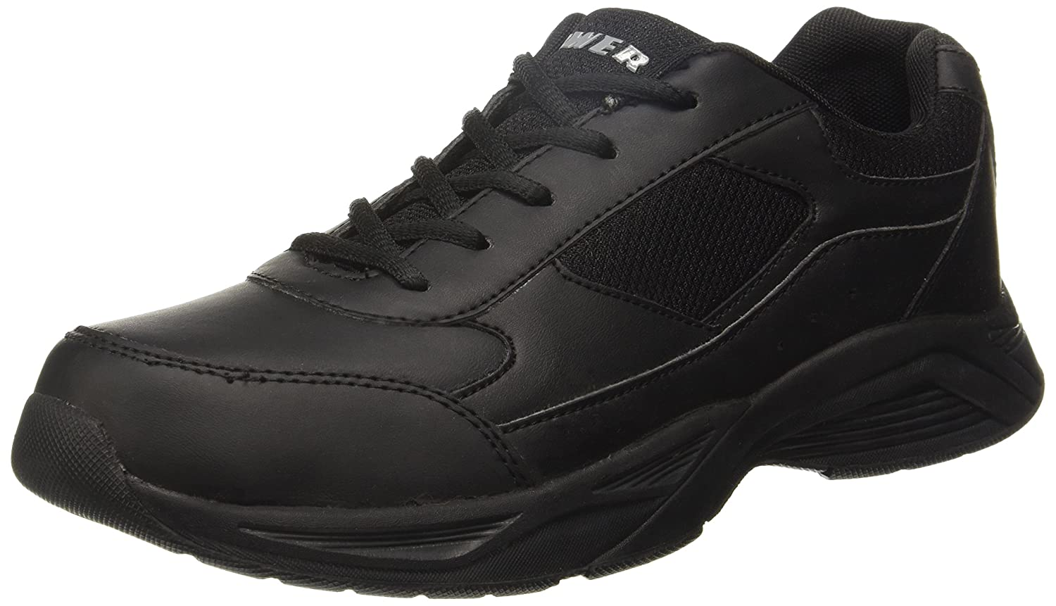 Pw Champ Black Running Shoes