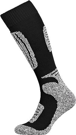 Chaussettes dhiver Chaussettes en Laine de Mouton Chaussettes de Ski pour Homme//Femme