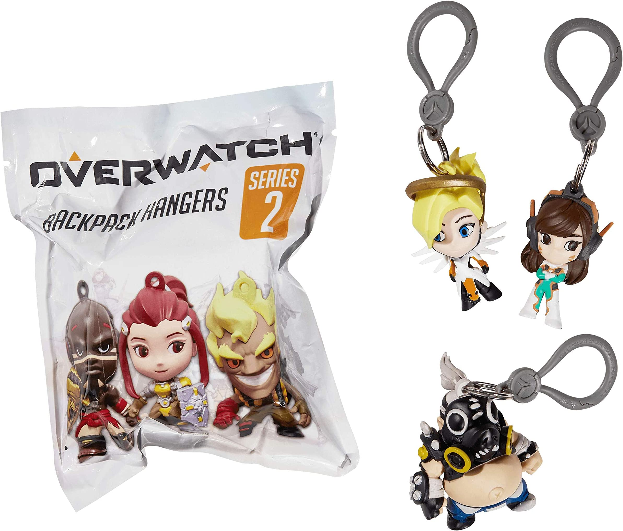 Amazon.com: Back Pack Hangers Series 2 (PS4//xbox_one ...