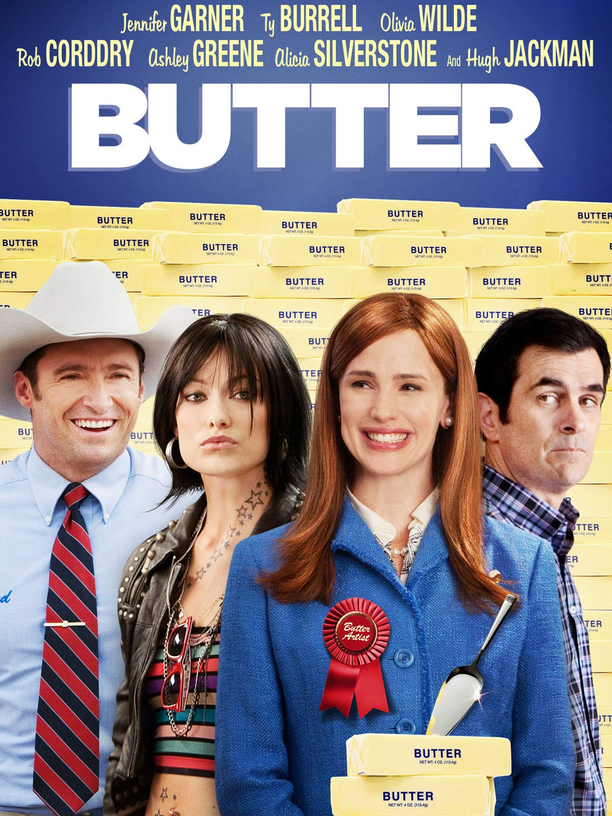 Butter (2011) on Amazon Prime Video UK
