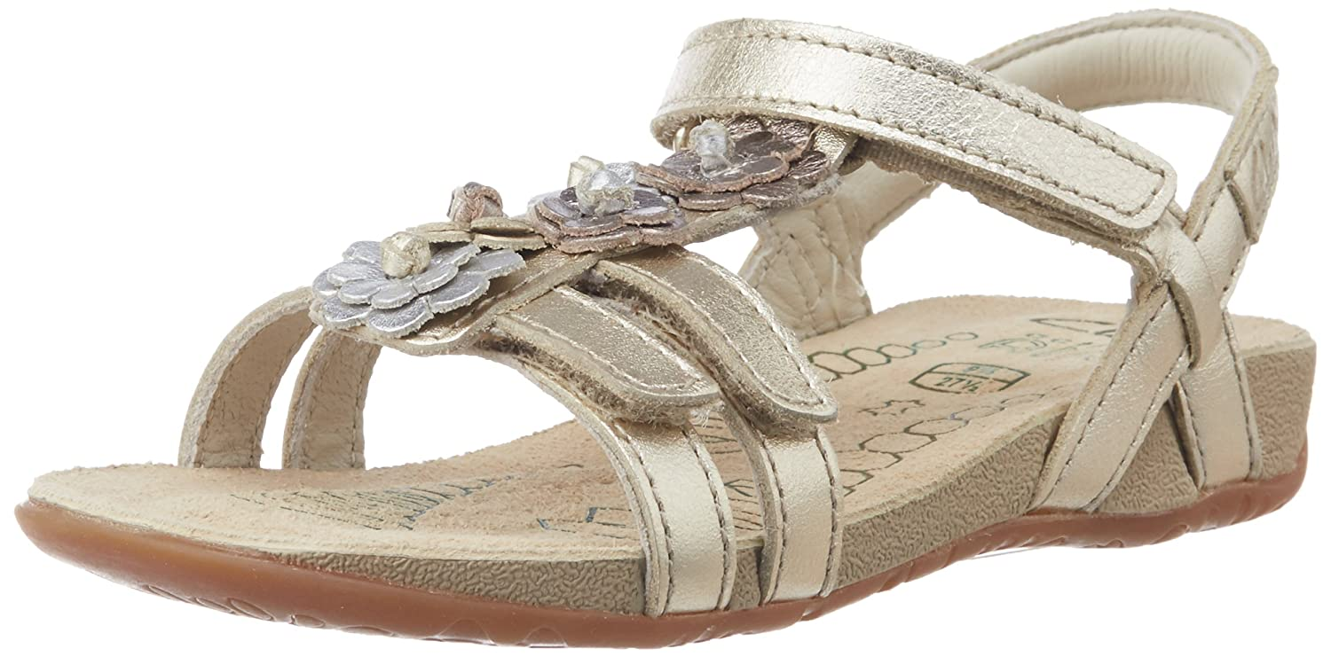 fcebb9732c Clarks Girl's Rio Fleur Sandals and Floaters: Buy Online at Low Prices in  India - Amazon.in
