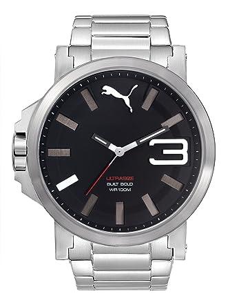 PUMA Time Ultrasize 50 PU103911014 Casual Mens watch Solid Case