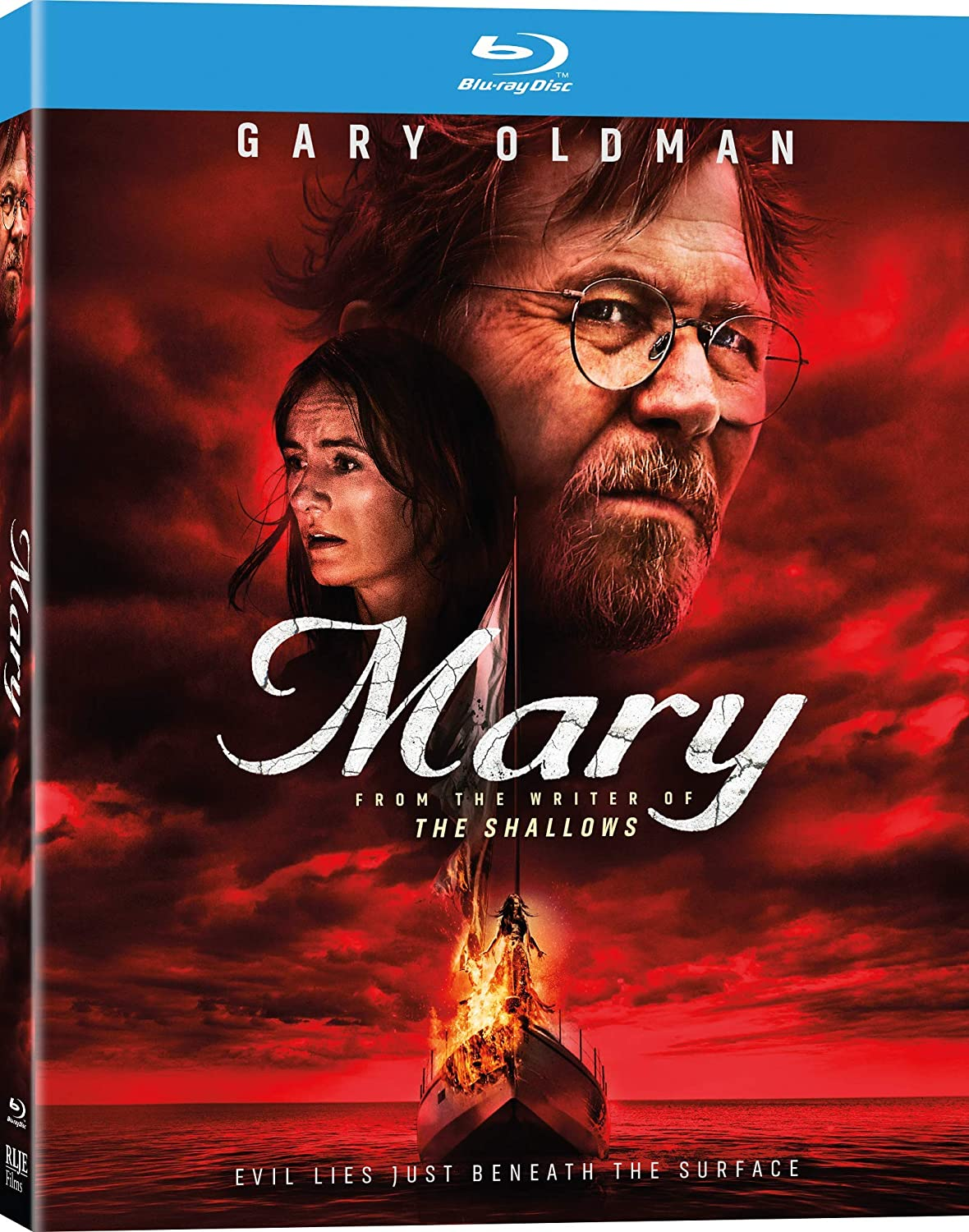 Amazon.com: Mary [Blu-ray]: Gary Oldman, Emily Mortimer, Manuel ...