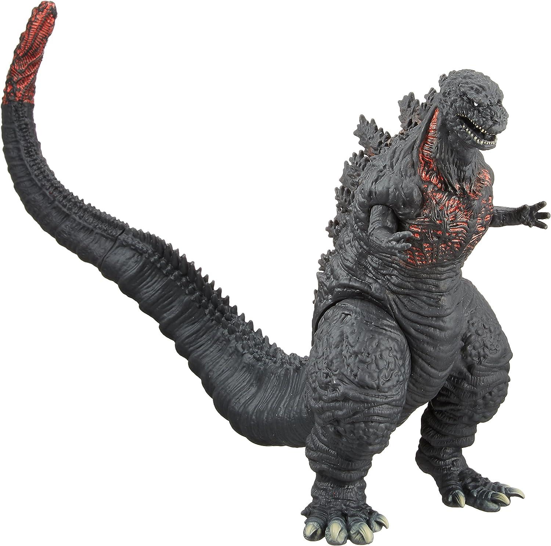"2016 Shin Red Godzilla Head To Tail 7"" Movie Action Figure Model Toys"