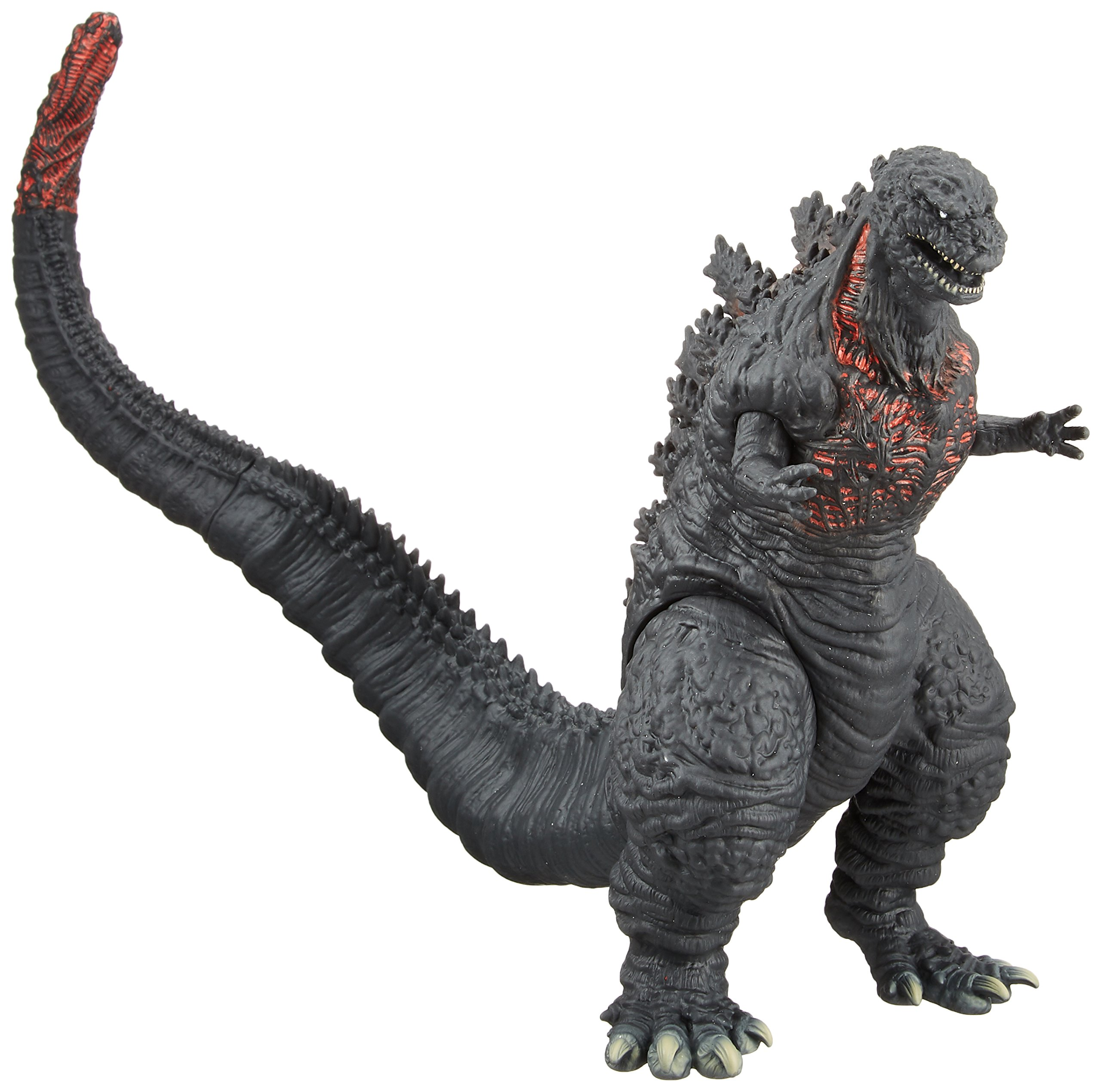 Bandai Movie Monster Series Godzilla 2016 Vinyl Figure (Japan Import)