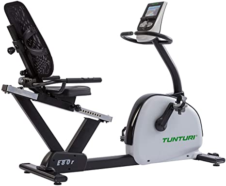 Tunturi E80-R Bike Endurance, Unisex-Adult, Black/White: Amazon.es ...