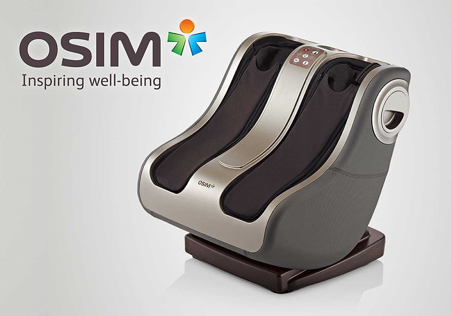 OSIM uPhoria Warm 5-in-1 Massager