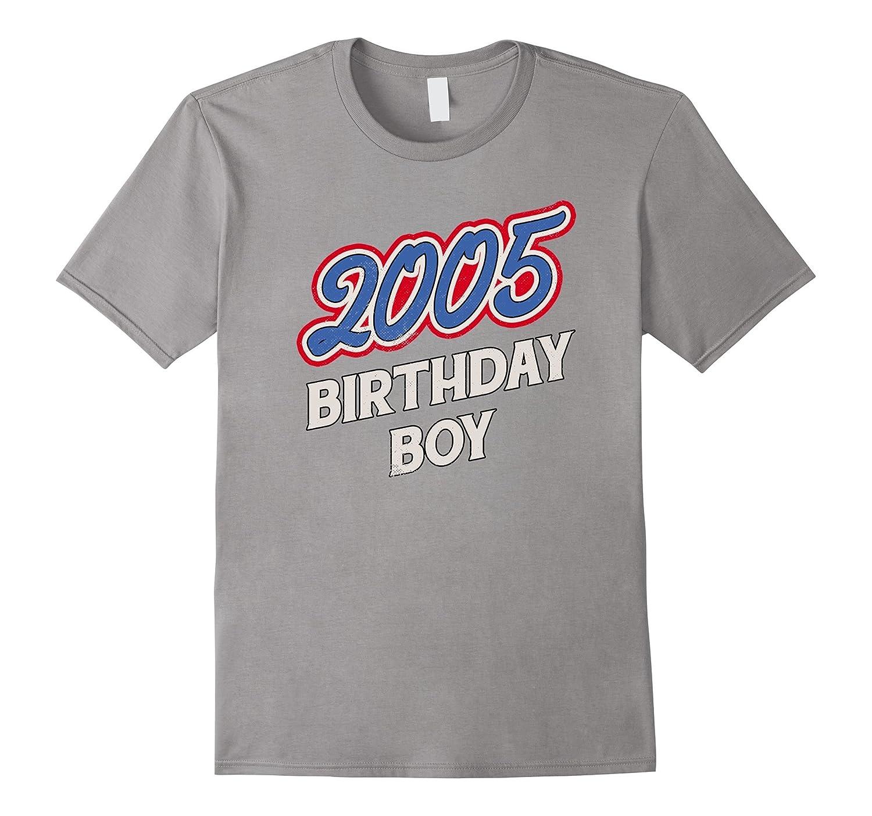 2005 12th Birthday Gift 12 Years Old Boy Bday T Shirt FL