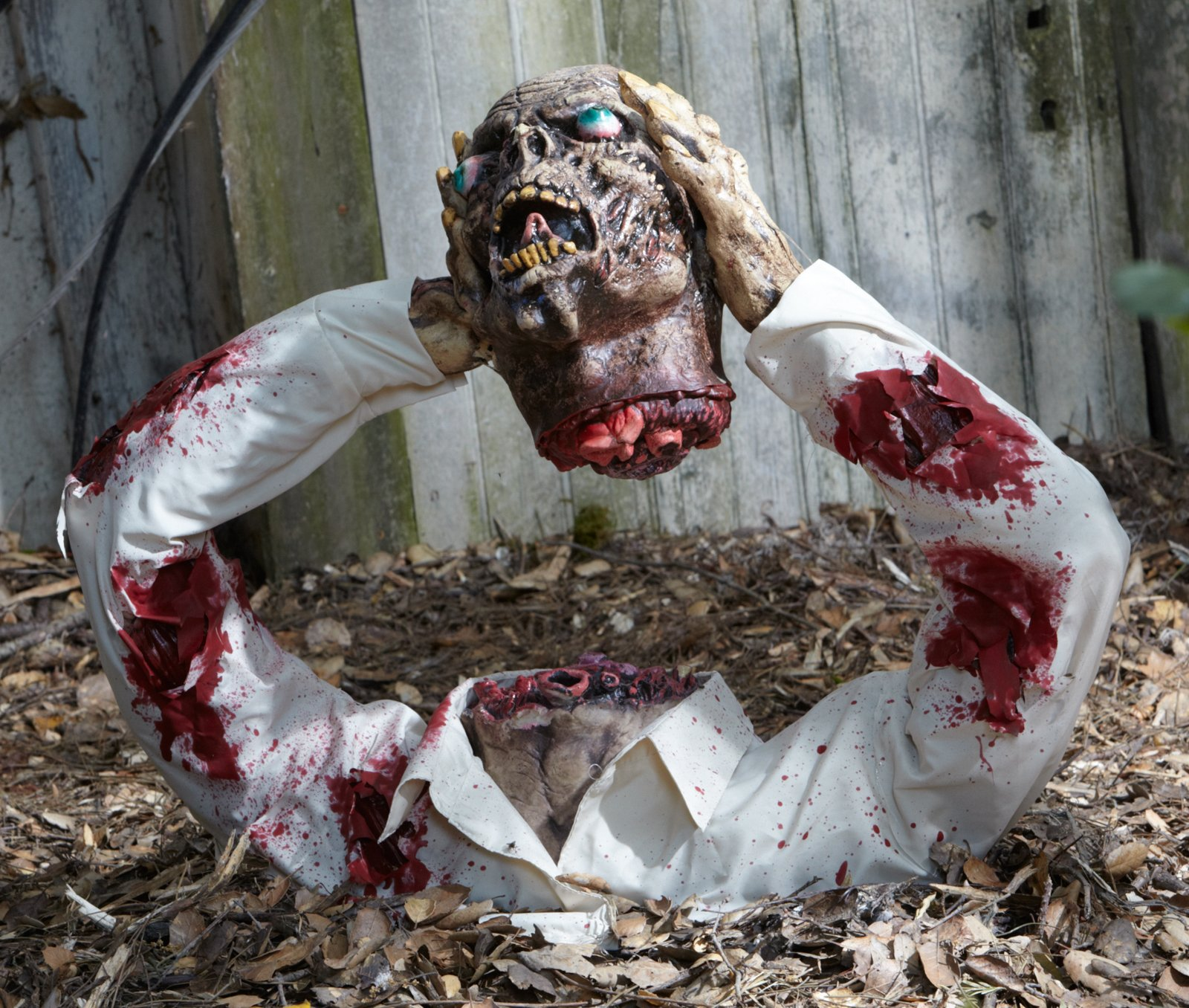Forum Novelties Headless Zombie Prop