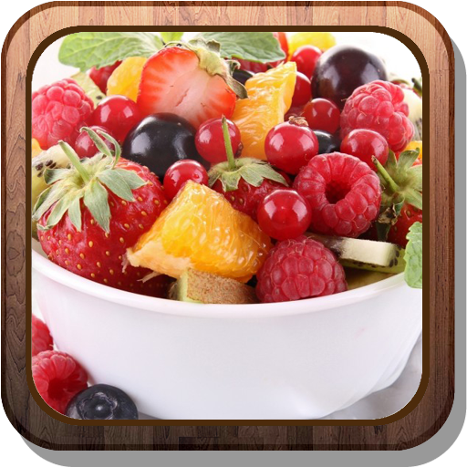 Desserts and berries HD Live Wallpaper ()