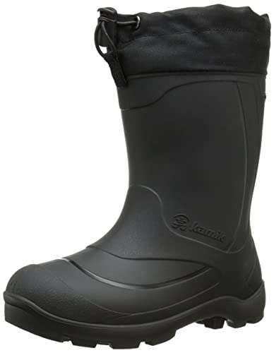 Boys' Shoes Kamik Boots Boys Size 2 Waterproof Made In Canada High Quality Goods Kids' Clothing, Shoes & Accs