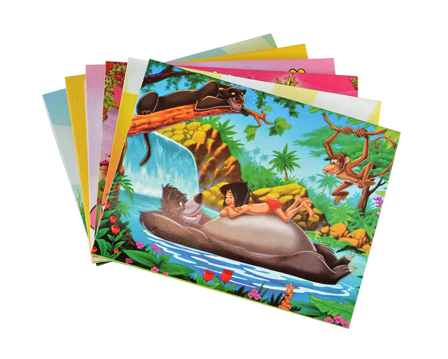 Instabuyz Invitation Card Cum Envelopes For Kids Party Celebration For Any Party Like Family Friends Birthday 10 Pcs