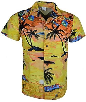 Boston Clothing Designers | Boston Kids New Hawaiian Shirt Funky Designer Shirt Short Sleeves