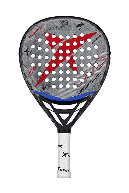 DROP SHOT Pala Conqueror 7.0 JMD, Multicolor: Amazon.es: Deportes ...