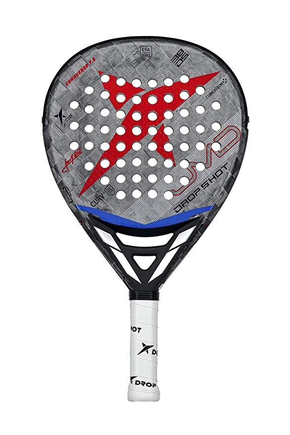 DROP SHOT Pala Conqueror 7.0 JMD, Multicolor: Amazon.es ...