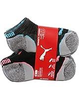 PUMA Women's 6 Pack Low Cut Socks