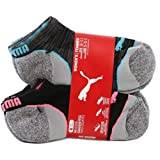 PUMA Women's 6 Pack Low Cut Socks