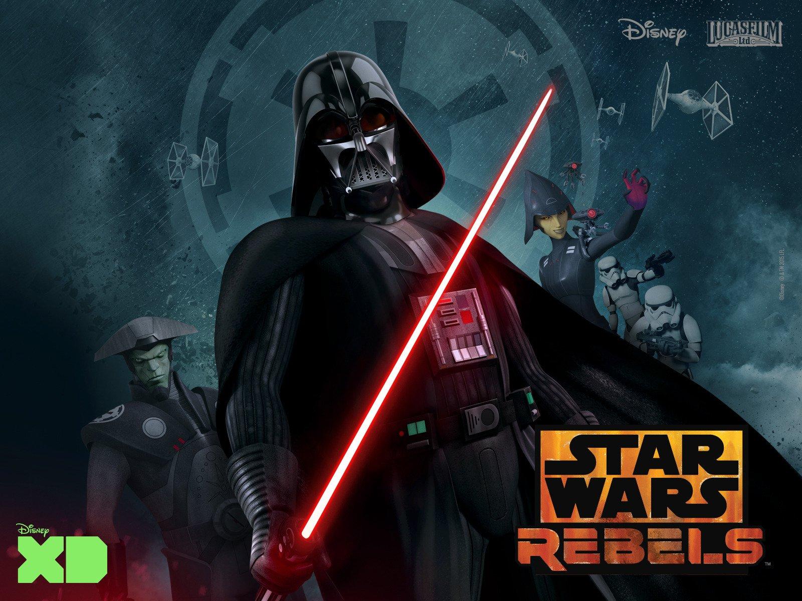 Watch Star Wars Rebels Season 3 Prime Video