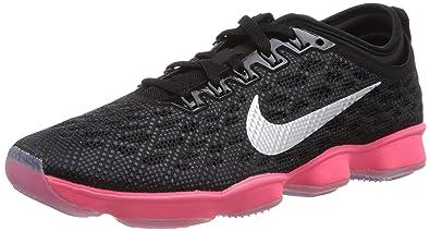 Chaussures Salle Femme Zoom Nike Sports Fit De Agility En Noir 8t1q0wZ1