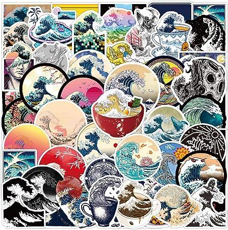 Japanese Kanagawa Wave Sticker