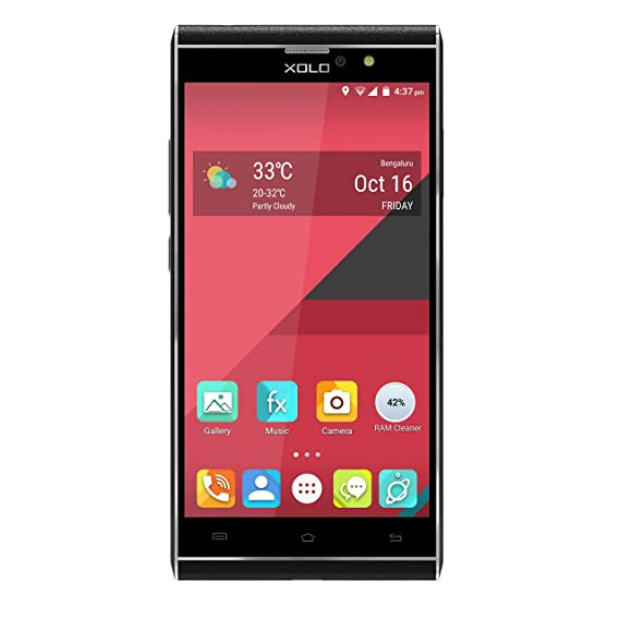 the latest 3bae2 daa9f XoLo Black 1X (Black)