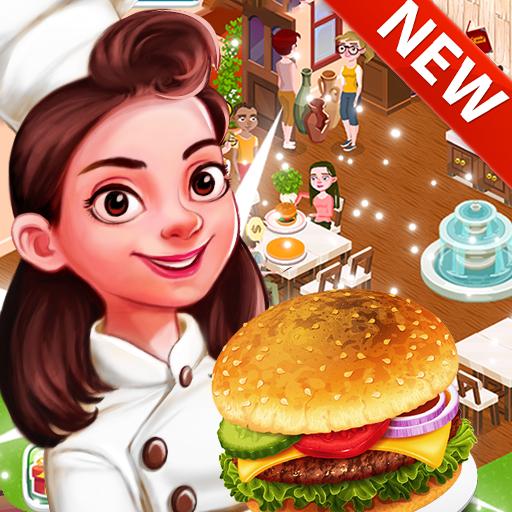Restaurant Management Cafe Cooking Business Design (Stephanie Design)