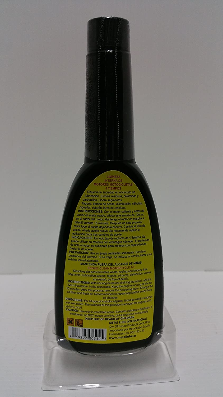 Metal Lube 4EC limpieza interna de motores 120ml