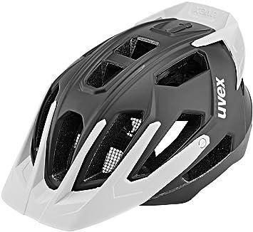 Uvex Quatro Pro LTD - Casco de Bicicleta - Blanco/Negro 2018