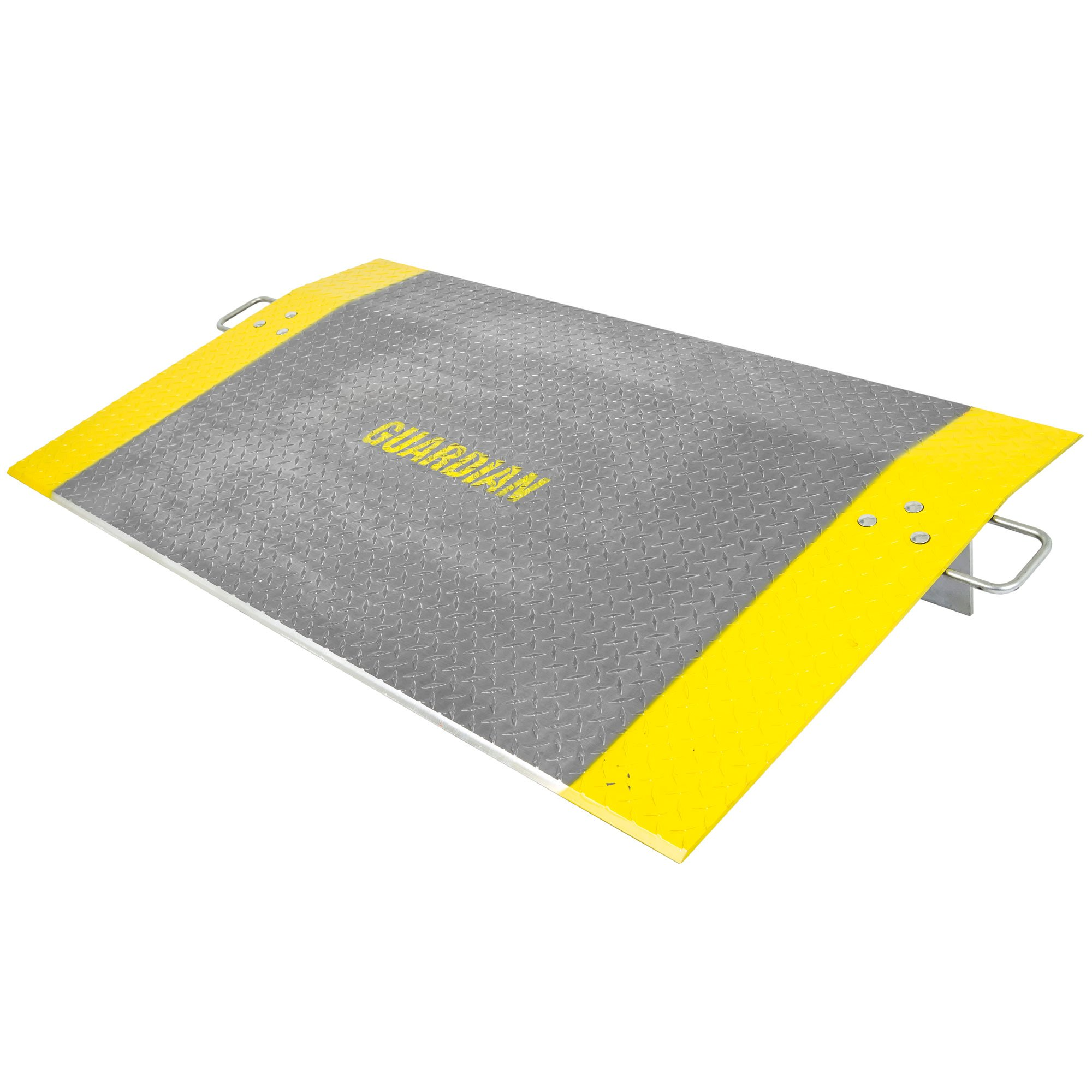 60'' x 36'' Aluminum 4,100 lb Pallet Jack Loading Dock Plate