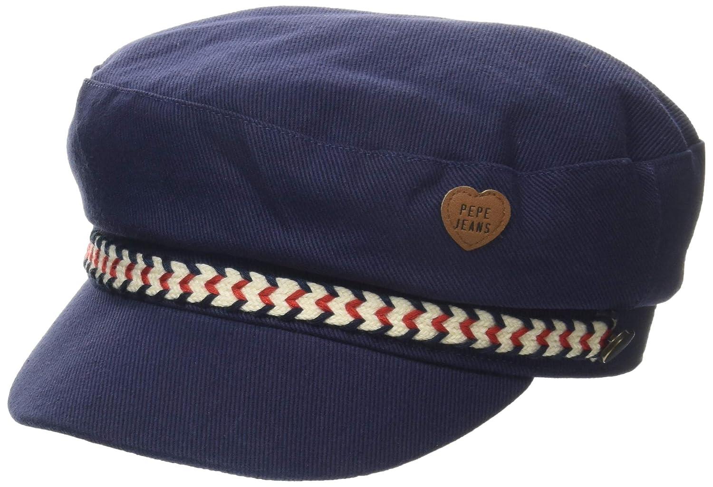 Pepe Jeans Baker Hat Gorro de Punto para Niñas: Amazon.es: Ropa y ...