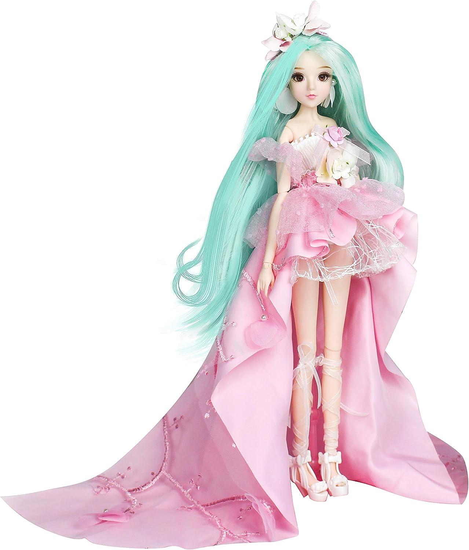 Mystery Magic Girl Fortune Days BJD Doll 12 inch Twelve Constellation Series Doll Capricorn