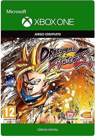 DRAGON BALL FighterZ Standard | Xbox One - Código de descarga ...