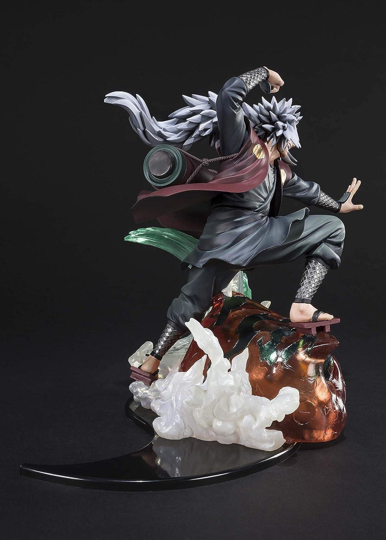 Anime Figuarts Zero Jiraiya Kizuna Relation Naruto Shippuden PVC Figure Figurine