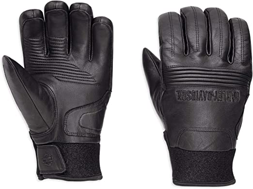 Harley-Davidson Men's Cyrus Insulated Waterproof Gloves
