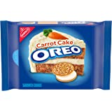 OREO Carrot Cake Sandwich Cookies, Limited Edition, 1 Resealable 12.2 oz Pack