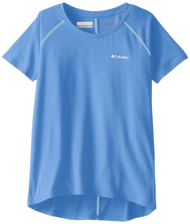 Columbia Camiseta de Manga Corta Silver Ridge para Niñas