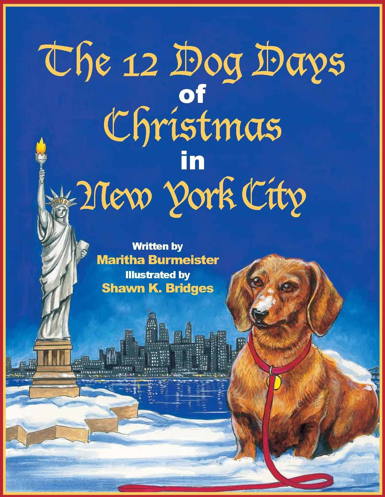 Read Online The 12 Dog Days of Christmas pdf