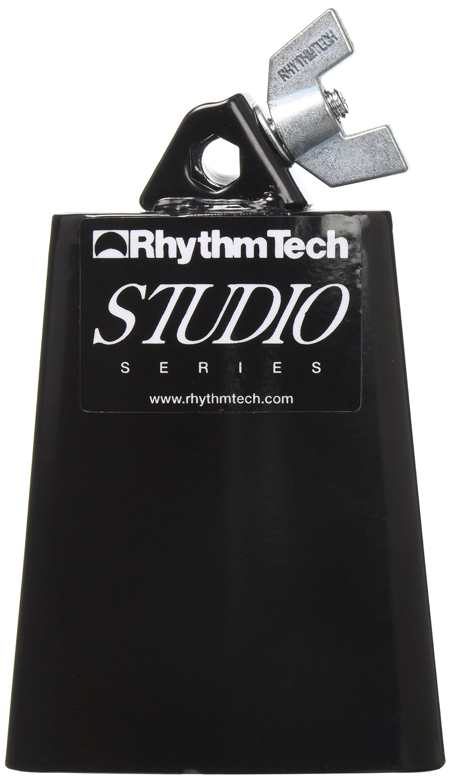 Rhythm Tech RT 3005 M 5 Inch Studio Series Cowbell + DSM2 Mount by Rhythm Tech