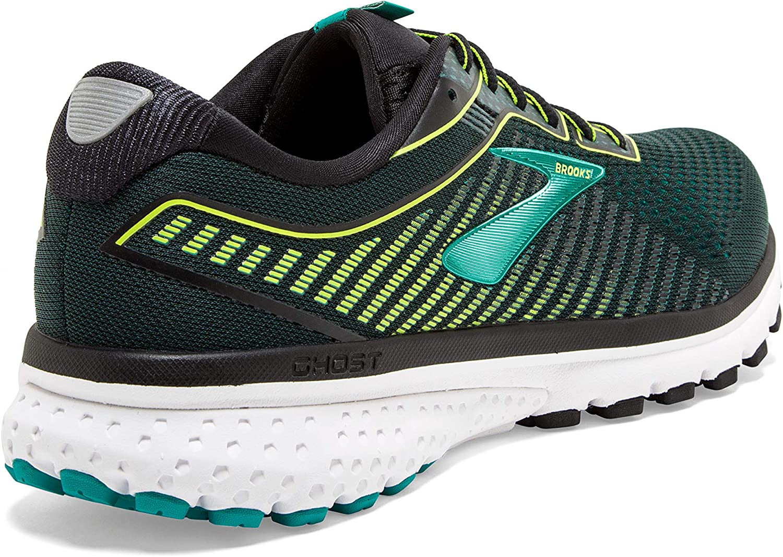 Brooks Ghost 12, Chaussures de Running Homme Vert