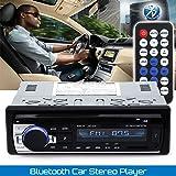 Bluetooth Car Radio Stereo Head Unit Player MP3/USB/SD/AUX-IN/FM In-dash IPod UK