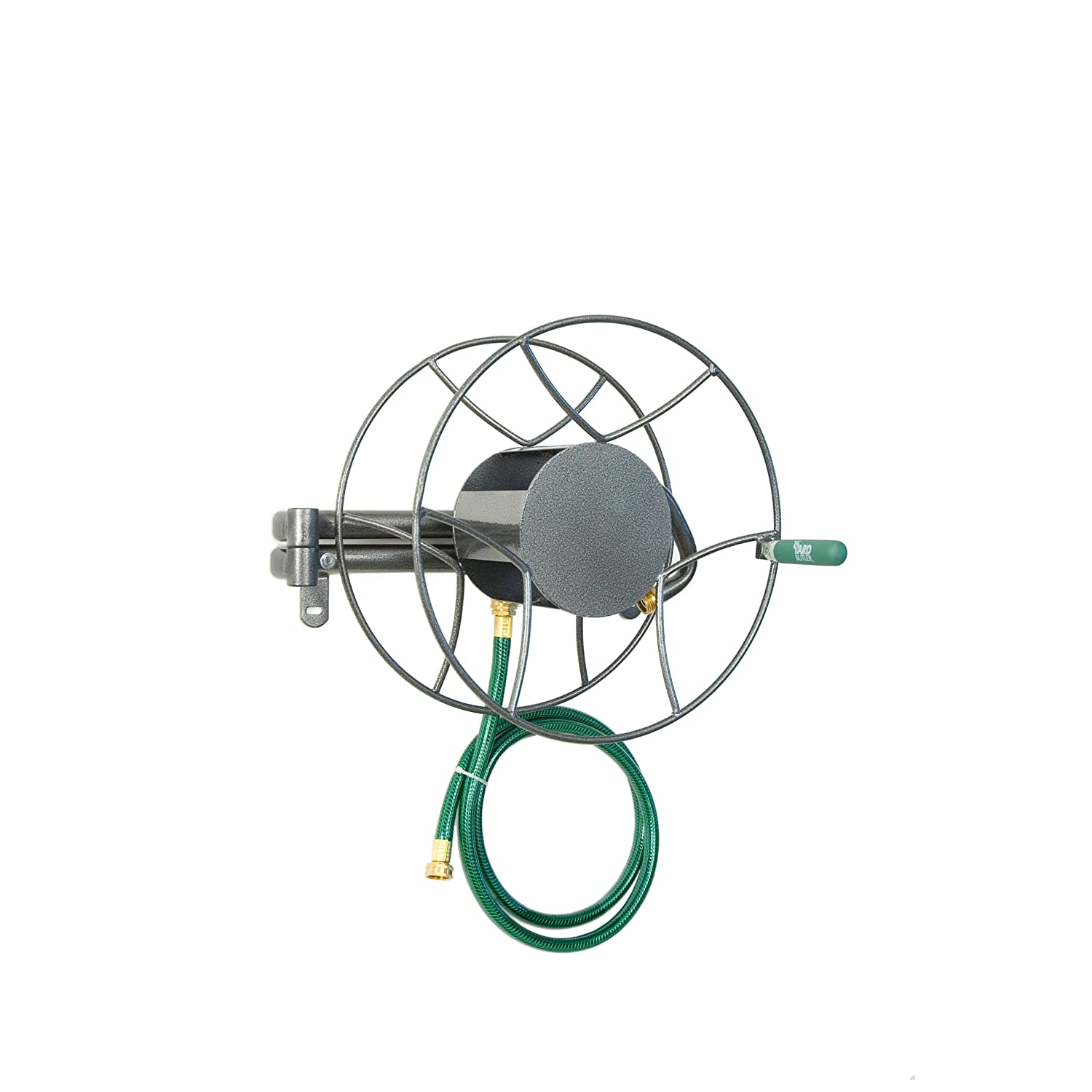 Amazon.com : Yard Butler SRWM 180 Wall Mounted Hose Reel : Garden Hose Reels  : Garden U0026 Outdoor