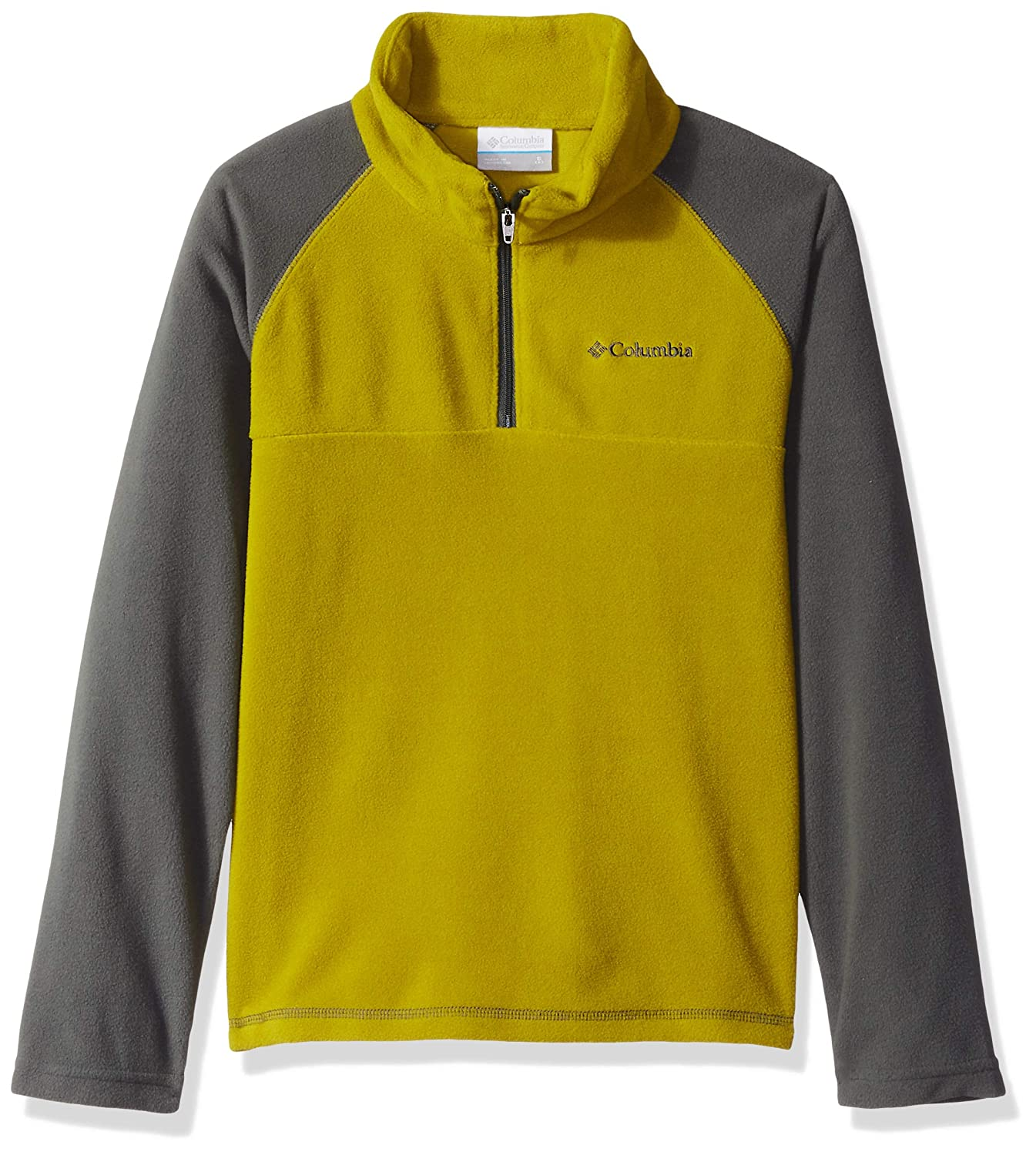 Columbia Boys' Glacial Half Zip