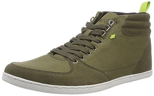 Boxfresh Herren Swapp 3 (Prem) Sh SlubSDE Nvy Hohe Sneaker