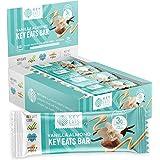 Keto Bars - 12 Count - Gluten Free Keto Friendly Bars Bars, Low Carb, Low Sugar, Kosher, High Fiber Snacks - Plant Based…