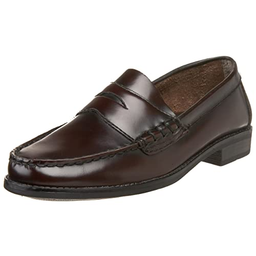 Bass Women's Casell Penny Loafer, Burgundy, ...