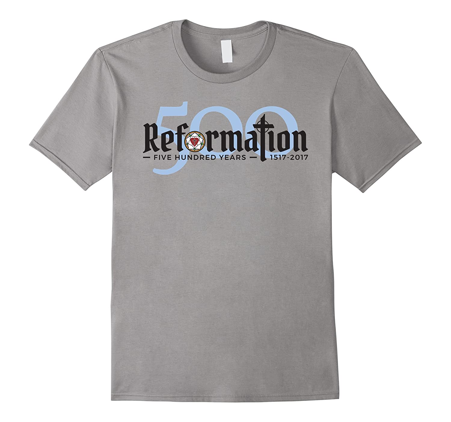 500th Anniversary Of The Reformation Shirt Five Solas Tee-TJ